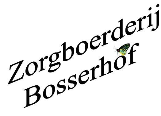 Zorgboerderij Bosserhof Logo