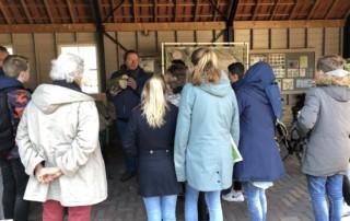 Citaverde Nederweert; i.p.v les in de schoolbank, les in de Vlindertuin