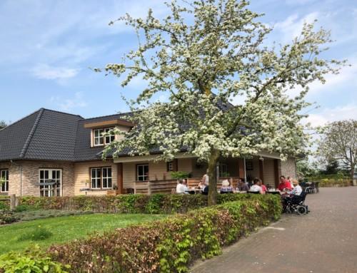 Basisschool Budschop op bezoek bij de Bosserhof