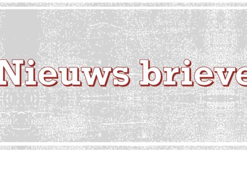 Nieuwsbrief kwartaal 4 2020