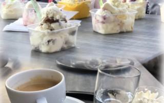 ijs en koffie