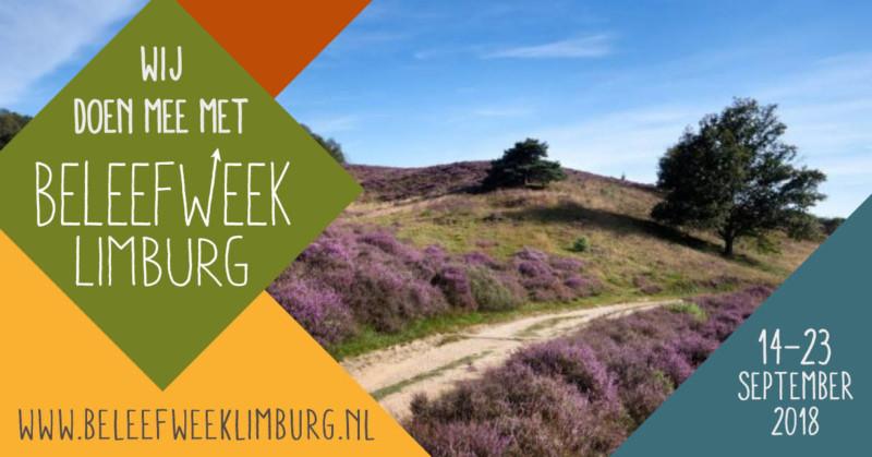 Beleefweek Limburg op vlinderpaât Bosserhof